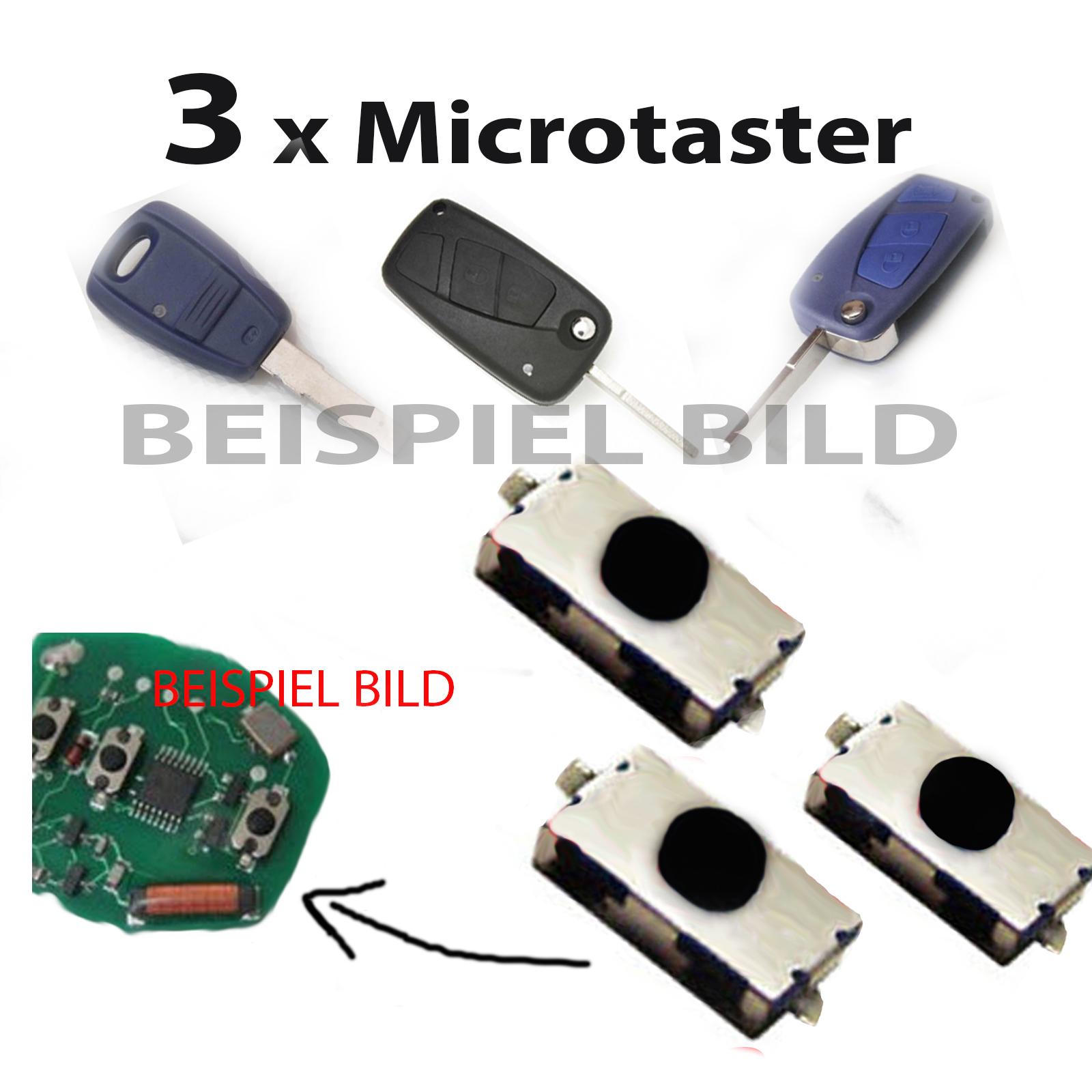 Für Alfa Romeo Schlüssel Funkschlüssel Fernbedienung Taster Mikroschalter